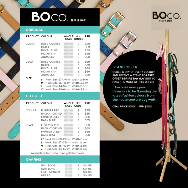 BOCO-Look Book-Stand Deal
