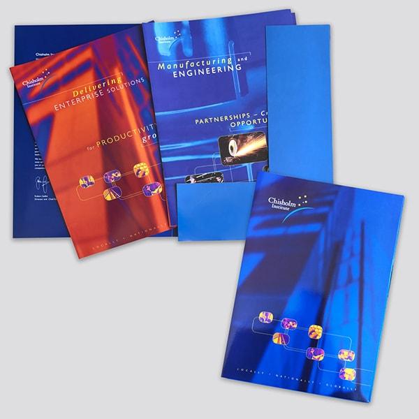 ChisholmCourseBookletFolderDesign