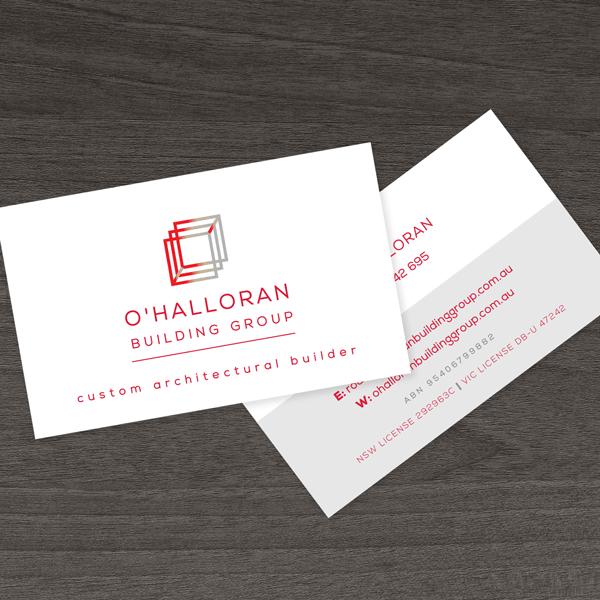 Rod O'halloran-business-card-design