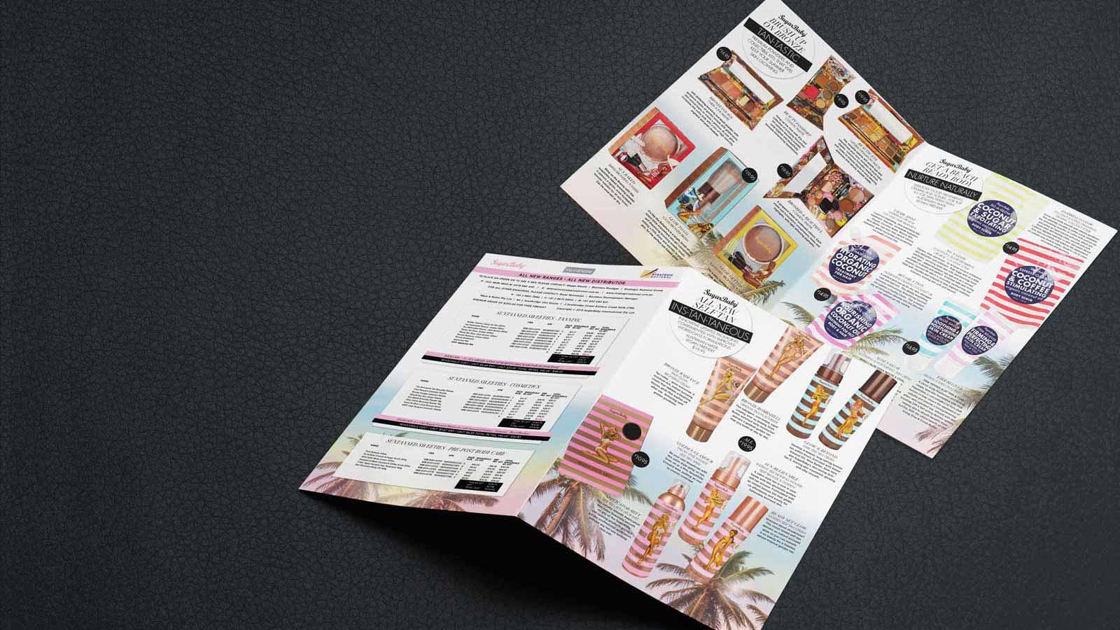 SugarBaby-Brochure-Design-Melbourne