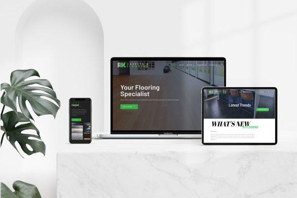RK-carpets-and-flooring- Website-Design